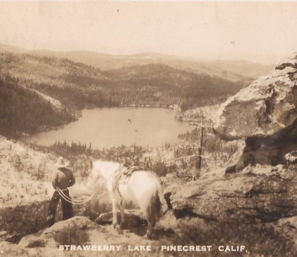 Strawberry Lake_Pinecrest 1937